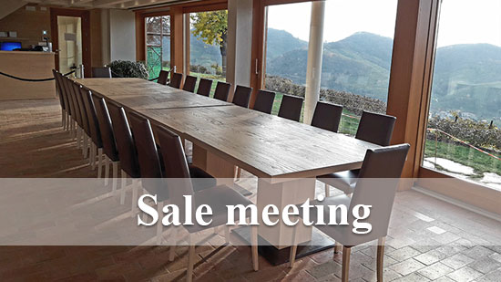 sale meeting